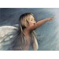 """Схема вышивки s88-001 """"Ангел чуда"""""""