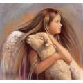"""Схема вышивки s88-003 """"Ангел мира"""""""