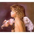"Схема вышивки s88-004 ""Дарующий ангел"""