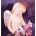 """Схема вышивки s88-014 """"Невиновный ангел"""""""