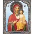 """хема вышивки s01b-010 икона  """"Пресвятая Богородица Смоленская"""""""