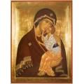 """хема вышивки s01b-011 икона  """"Пресвятая Богородица Молебница"""""""