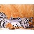 """Схема вышивки s02t-009 """"Тигр"""""""