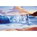 """Схема вышивки s11-003 """"The Wave"""""""