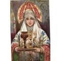 """Схема вышивки s21-004 """"Одеяние и уборы 17 века"""""""