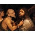 """Схема вышивки s66-002 """"Христос, несущий крест"""""""